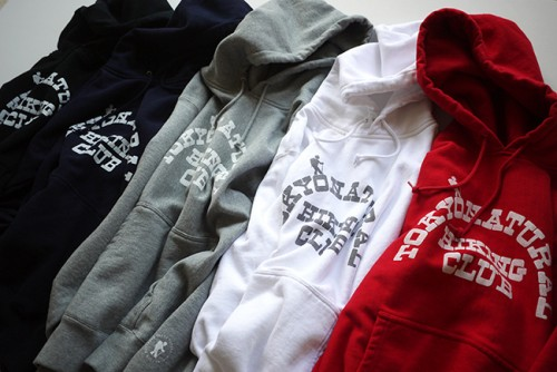 front logo hoodie#3
