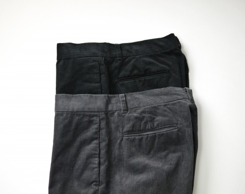 nhc survey pants (corduroy) sp4