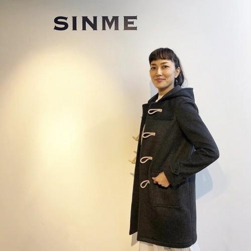 【SINME初の本格的アウター】