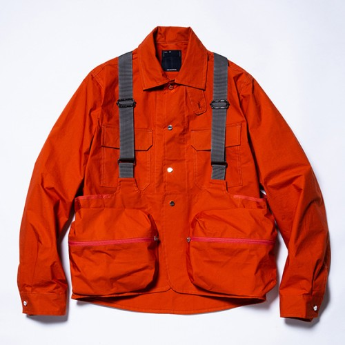 MW-JKT19104 CHROME ORANGE