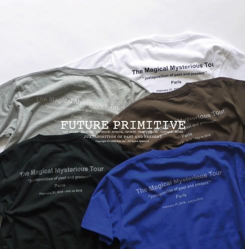 FUTURE PRIMITIVE 新作情報