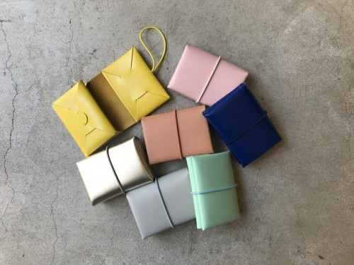 【i ro se】seamless mini wallet