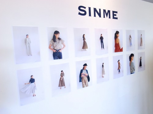 SINME Mild 2020S/S Collection