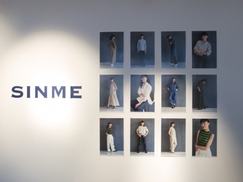 "SINME 2021 S/S collection "" 2 "" START"